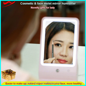 LED Make Up Shaving Mirror Birthday Gifts For Husband
