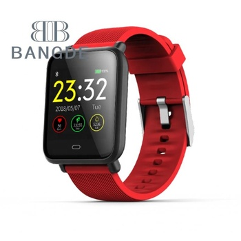 TFT display Q9 heart rate monitor best selling products smart bracelet