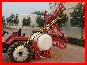 tractor crop sprayer