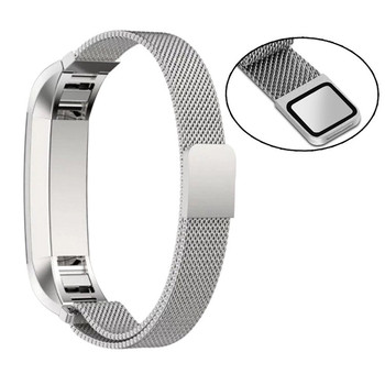 Metal Stainless Steel Fitbit Alta Hr And Alta Bands Replacement Wrist Band  For Fitbit - Buy Fitbit Alta Hr Bands,Wrist Band,Fitbit Alta Bands Product