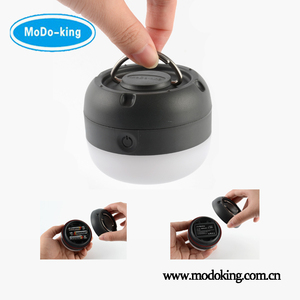 Light weight Modo-king MT-818 camping lantern for your travelling days! Waterproof ABS material durable camping lantern
