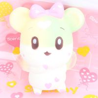 Jumbo Elastic Soft Pu Squishy Slow Rising Anti-stress Kawaii Squishies Cartoon Squeeze Kid Toy