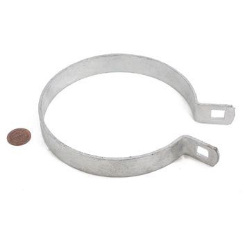 "2-3/8"" hot sale cheap brace band for chain link fence post"