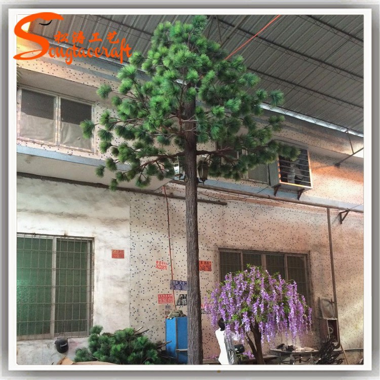 China Palm Tree Manufacturer Wholesale Outdoor Lighted Palm Tree ...