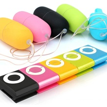 Wireless Waterproof MP3 Style Remote Control Vibrators Women Vibrating Eggs Body Massager Sex Toys Adult Products