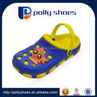 Comfortable fashion eva clog garden child shoes