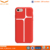 Rose red Tpu Geometry case for Iphone 7