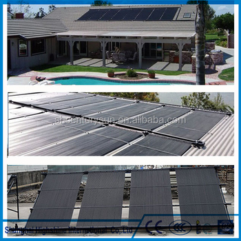 Polypropylene Replacement Of Epdm Solar Swimming Pool Heating Mats - Buy  Swimming Pool Collector,Solar Heating Mat,Solar Heating Mat Collectors ...