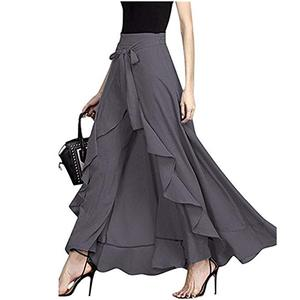 OEM The Latest Fashion Style Women Long Skirt Design