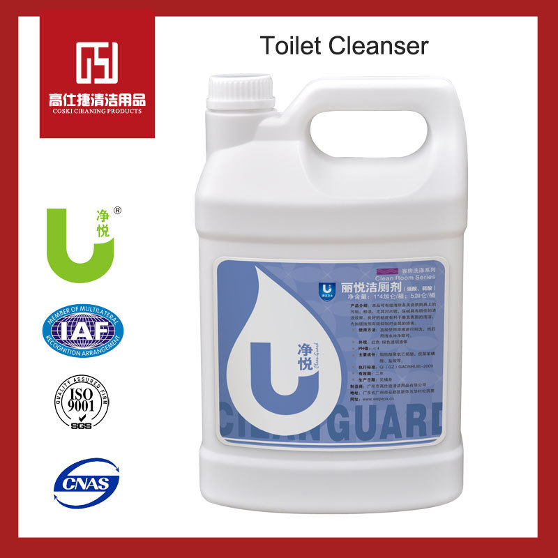 Concentrated Liquid Toilet Wc Cleaners