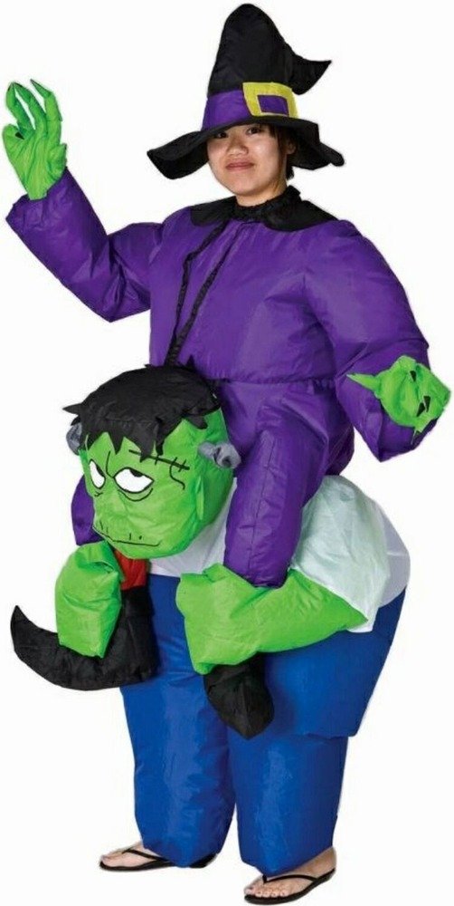 Frankie Inflatable Illusion Costume