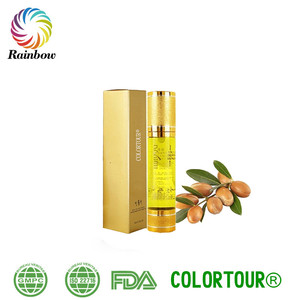 COLORTOUR Cold pressed pure organic best price herbal extract bulk argan oil morocco malak bio