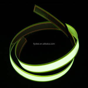 High Quality Waterproof Flexible Neon EL Glowing Tape Light For Decoration