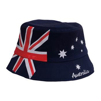 5ccae46bd1ea2 Custom printing pattern australia flag fishing hat casquette hunting mens bucket  hats china manufacturer wholesale sun