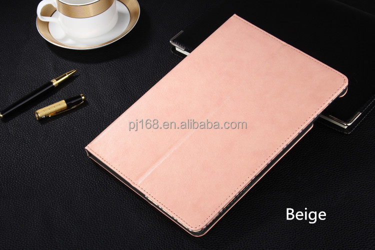 Small MOQ Wholesale Book Style Stand Tablet Leather Case for Ipad Mini 2