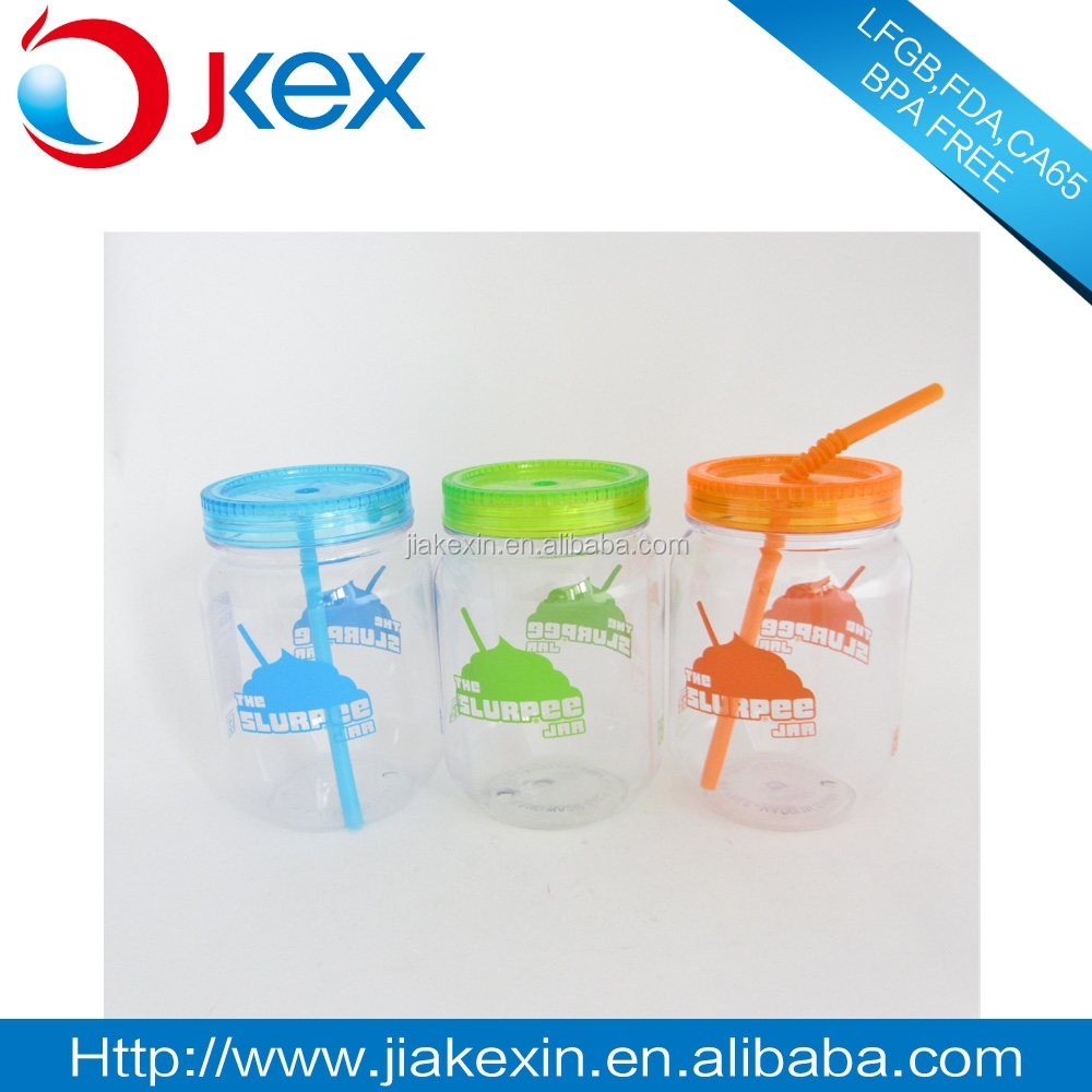 Wholesale custom mason jar 24 OZ for famous advertising company