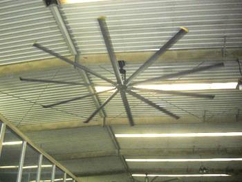 Hvls large fan for warehouse big ceiling fan made in china buy hvls large fan for warehouse big ceiling fan made in china aloadofball Images