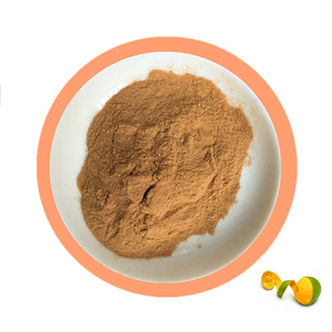 Top Grade Halal Approved green tangerine peel extract for sale