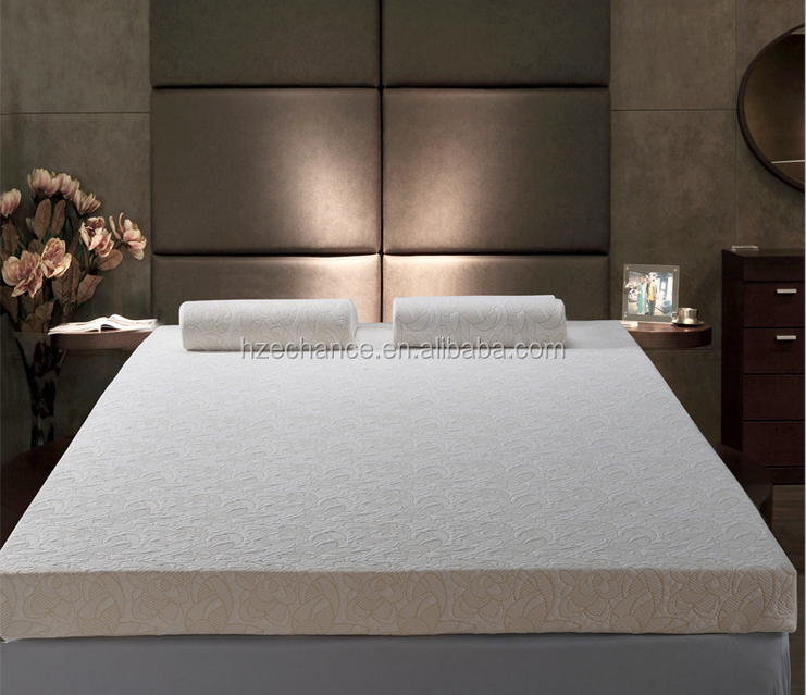 calqueen memory foam mattress pad