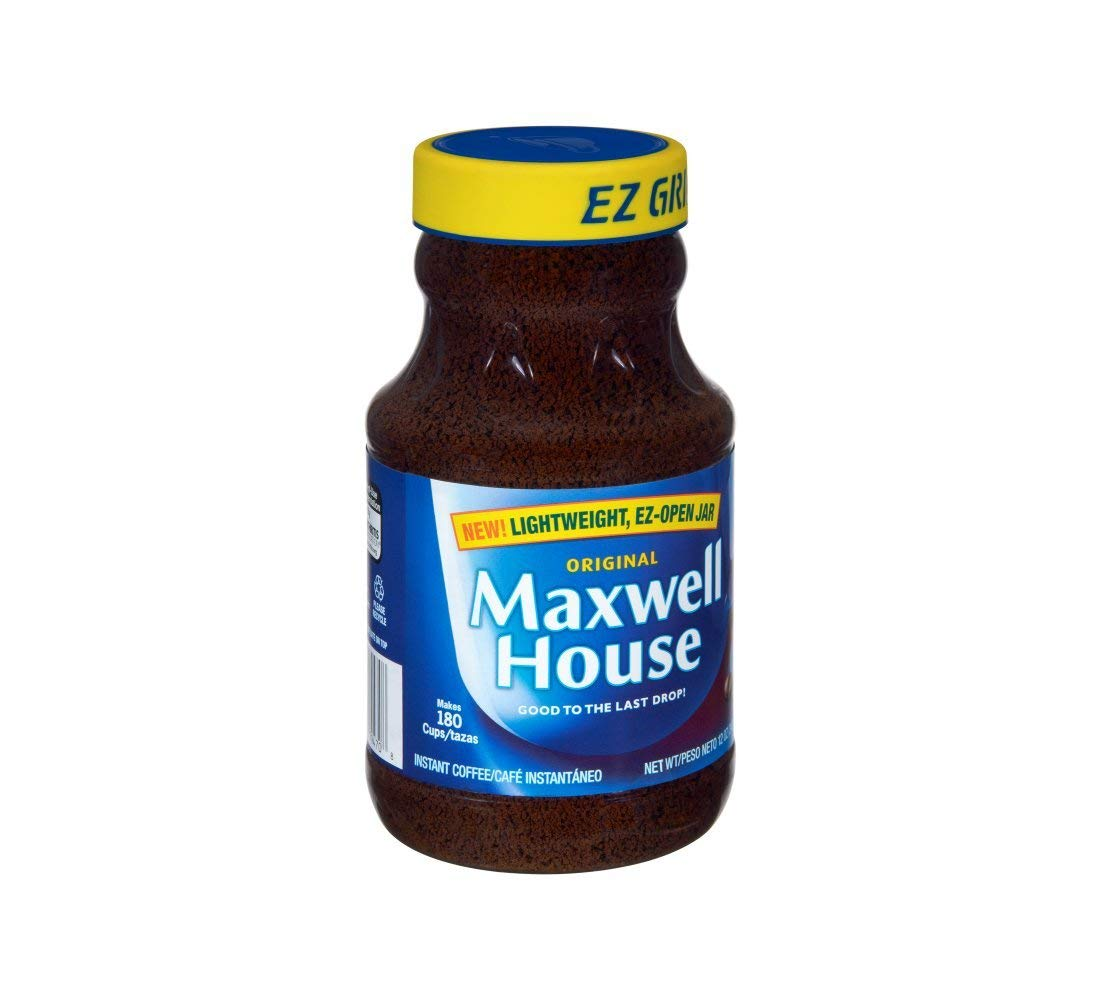 Buy Maxwell House Instant Coffee 8 Oz In Cheap Price On