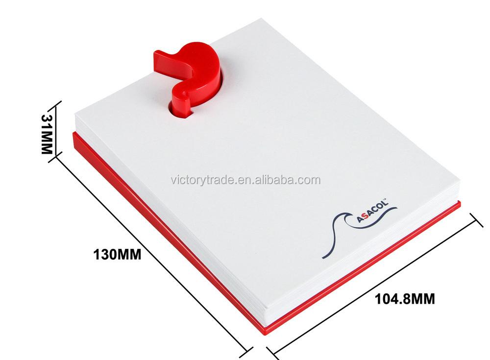 V-tw003 Benutzerdefinierte A5 Größe Magen Memo Block Lustige Rezept ...