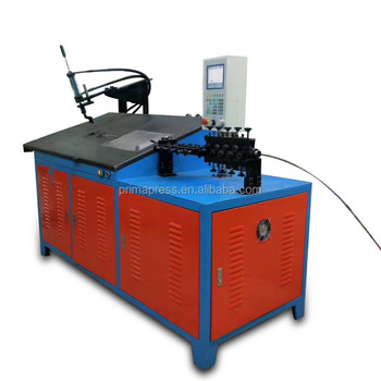 Full automatic bra ring making machine for bra underwire