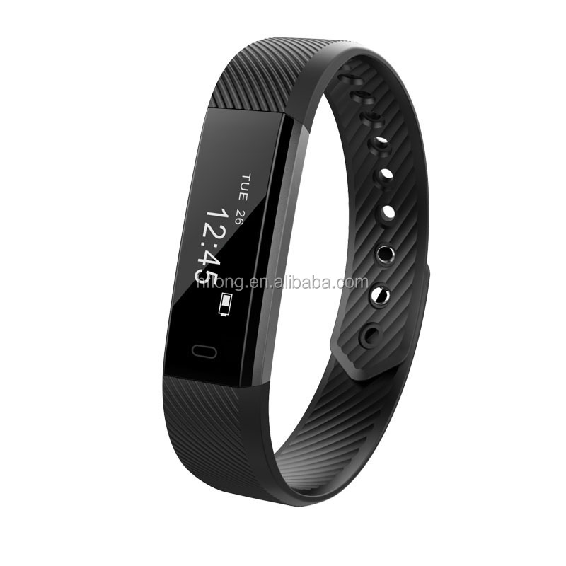 new smart watch sport band bT 4.0 oled touch screen heart rate optional