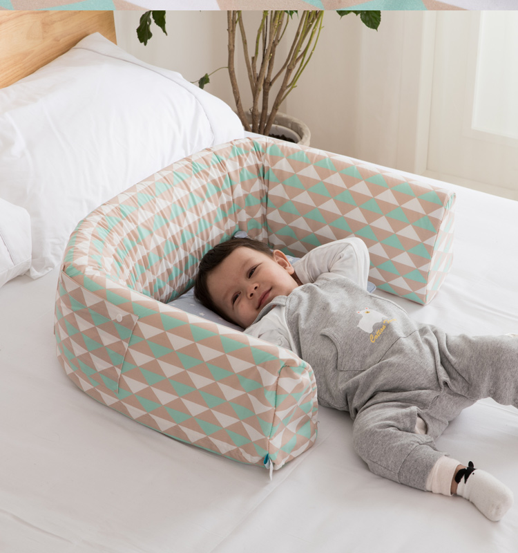 Furniture Parts China Factory Supply Crib Guardrail Security Baby Barrier
