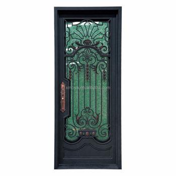 New Iron Grill Window Main Steel Door Front Door Design Buy Door