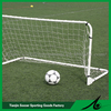 Newest Design High Quality Aluminium Soccer Goal , Street Soccer Goals