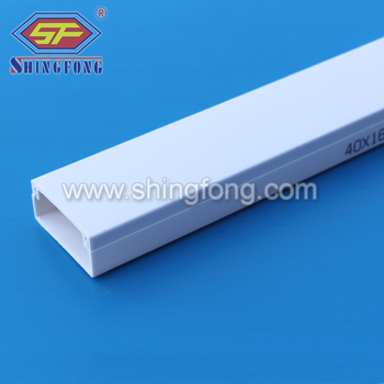 Pvc Cable Trunking System Prices Buy Pvc Wire Trunking System Plastic Electrical Trunking Electrical Cable Trunking Product On Alibaba Com