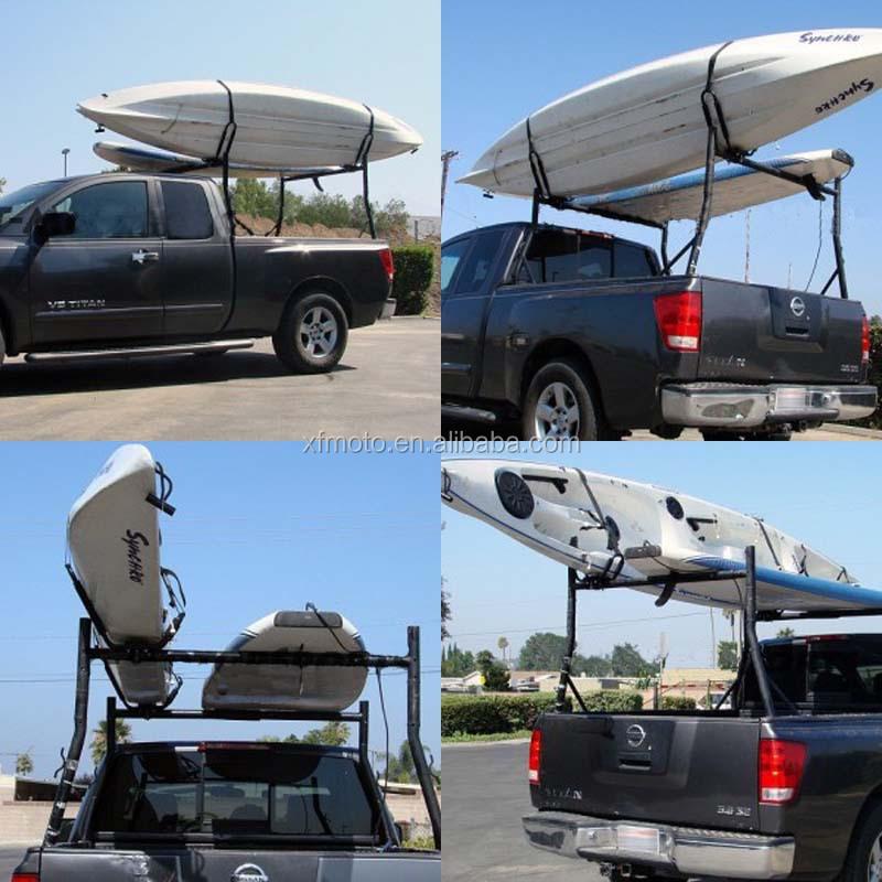 Universal Roof J Bar Rack Kayak Boat Canoe Car Suv Top