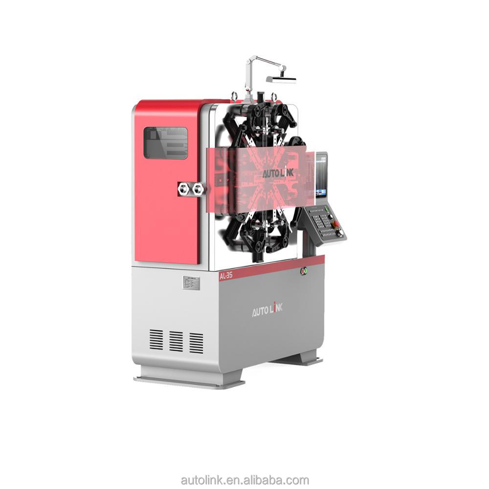 3 Axes competitive price popular in Asia Clip Spring Making machine