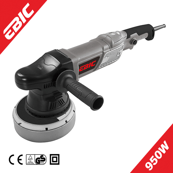 EBIC OEM Service 950W 150mm Orbit Dual Action Polisher