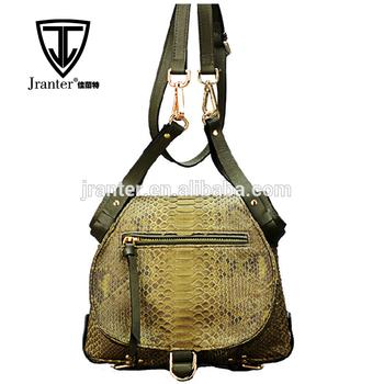 06e063bb3138 Кожаные сумки змеиной кожи женские сумки модные дизайнерские брендовые  высокого качества на плечо