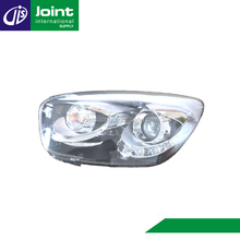 POSITION PROJECTION LED HEAD LIGHT LAMP ASSY & CONNECTOR FORKIA PICANTO 2011-2014 LH 92101-1Y300 RH 92102-1Y300