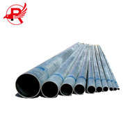 Prime quality gi pipe 38mm standard sizes price list in sri lanka
