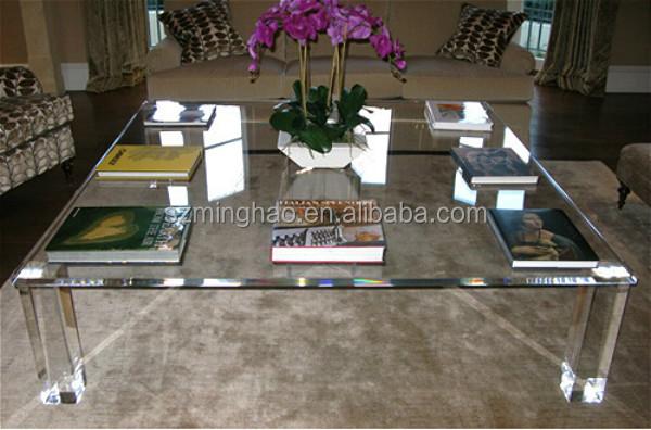Clear Acrylic Tv Table,plasma Tv Glass Table,furniture Design Tv Table