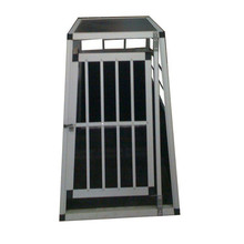 2017 Hot New Products Large Metal Aluminum Dog House for Large Dog
