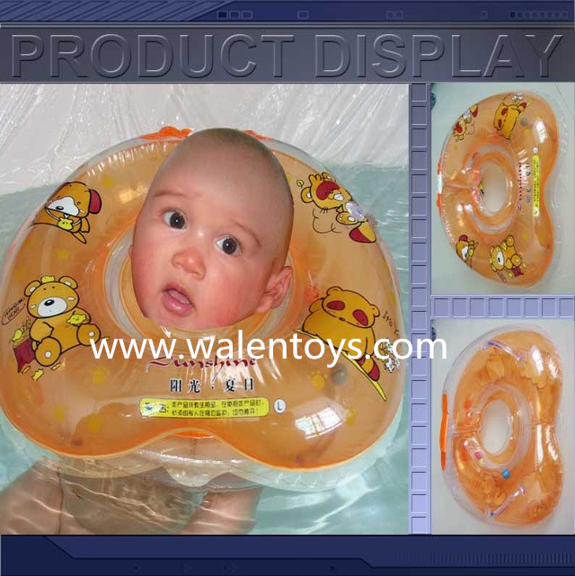 Nice Baby & Kids Swimming Ring Inflatable Neck Tubes Float For ...