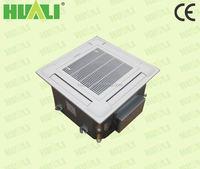 High air flow hydronic fan coil unit