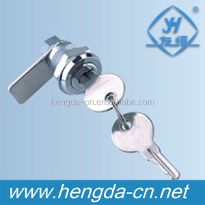 YH8238 Manufacturers Wholesale Lockers Cam Lock coin operated lock