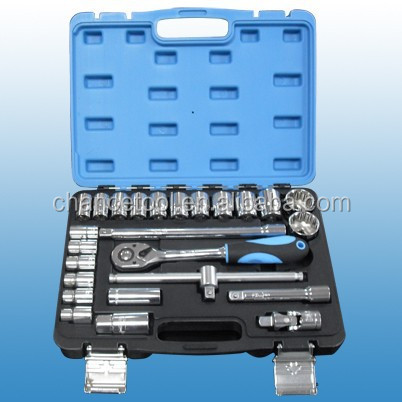 Socket set 25pcs TS106