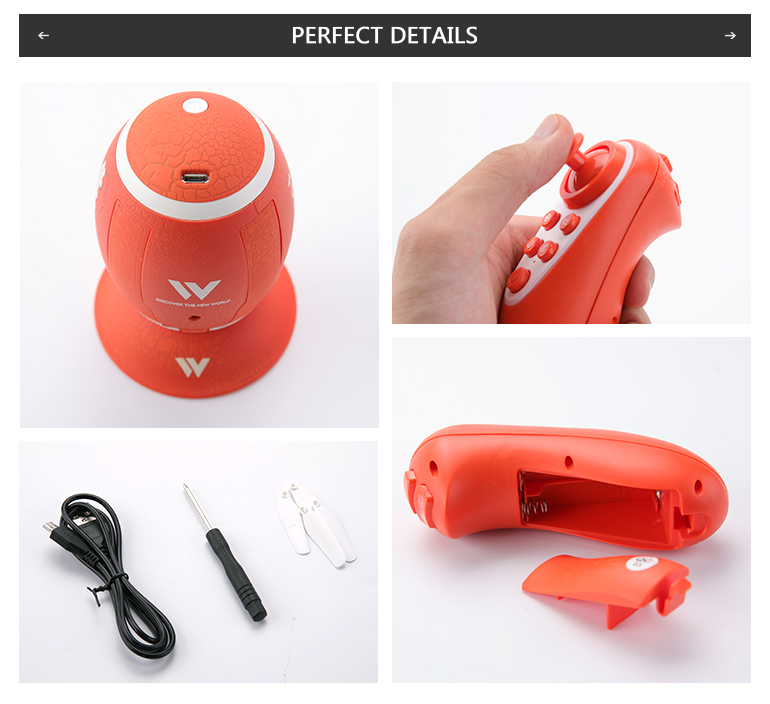 wifi selfie foldable camera quadcopter 2.4g drone mini with hd camera