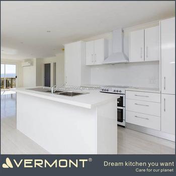 2018 Modern Design Island Cabinet Design Kitchen One Piece Kitchen Units