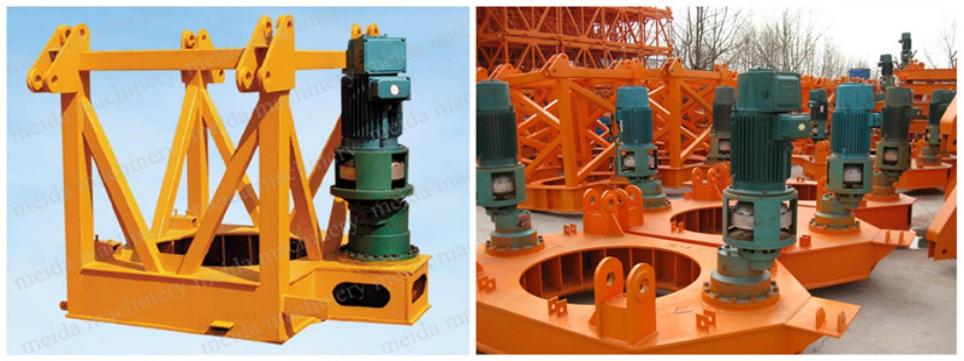 Tower Crane Advantages And Disadvantages : Advantages and disadvantages of large capacity luffing jib