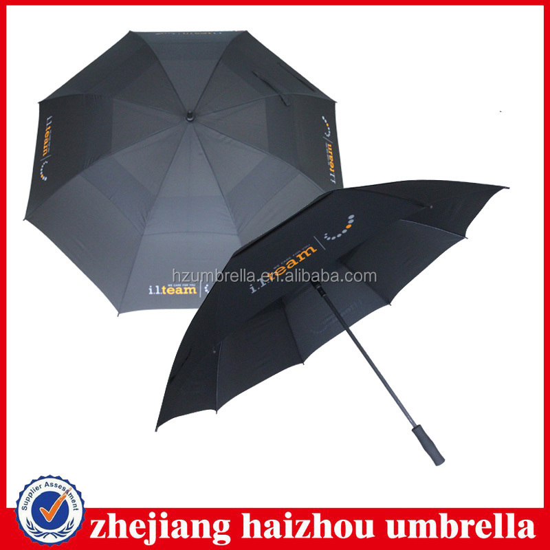 gustbuster umbrella,2 layers stormproof golf umbrella ,bridal shower umbrella decorations,