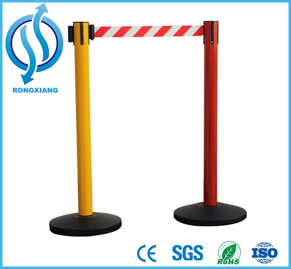 Hotel Rope Queue Line Stanchion Post / Crowd Control Barrier / Events Stanchion