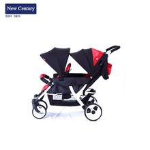 Familidoo best expedition double baby stroller