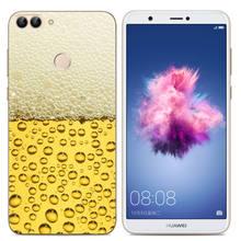 Чехол для Huawei P Smart 2020 Мягкий силиконовый чехол из ТПУ чехол для телефона с рисунком для Huawei P Smart Plus Funda PSmart Plus INE-LX1(Китай)